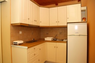 accommodation diona ramona kitchen